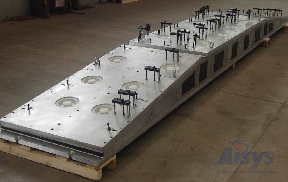Machining Device / Aerospace
